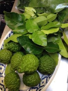 Fresh Kaffir Limes